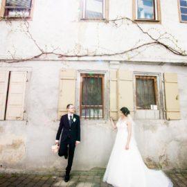 Hochzeit in der Stiftskirche Öhringen