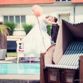 Hochzeit auf Schloß Illereichen ♡